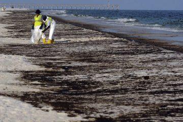 Shoreline Spills